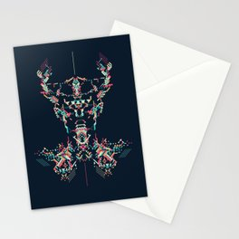 Space Viking Stationery Cards