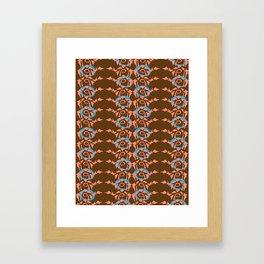 Pa's Back Framed Art Print