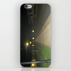 The Rain Out There iPhone & iPod Skin