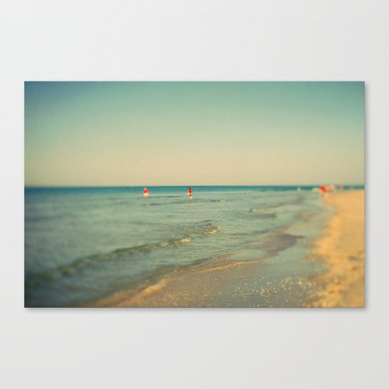 Lido #2 Canvas Print
