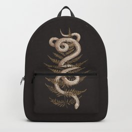 The Snake and Fern Backpack