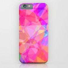 Color Fractal iPhone 6s Slim Case