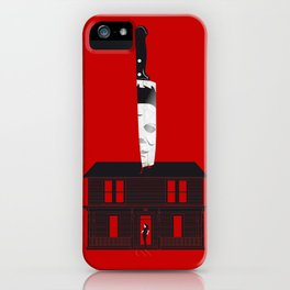 Halloween (Red Collection) iPhone Case