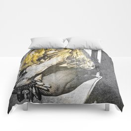 The Rock Chic Comforters