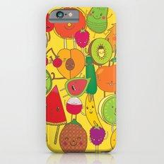 Veggies Fruits Slim Case iPhone 6s
