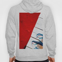 Rad Red Lagoon Hoody