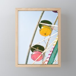 Carefree Summer of Love Framed Mini Art Print