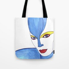 Shaima (previous age) Tote Bag