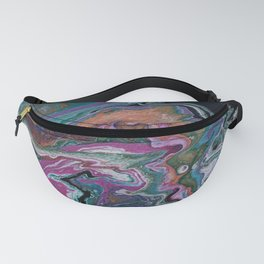 River of Color Fanny Pack