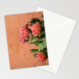 Cacti in Bloom - 5 Stationery Cards