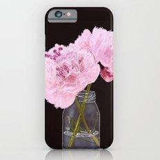 Pink Peonies iPhone 6s Slim Case