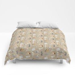 Archeo pattern Comforters
