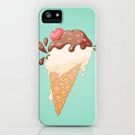 Summer Icecream iPhone Case