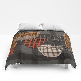 Grids 1 Comforters