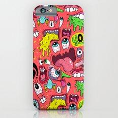 Gross Pattern iPhone 6s Slim Case