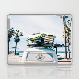 Surfing van Laptop & iPad Skin