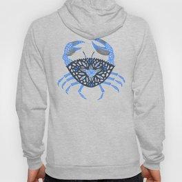 Blue Crab Hoody