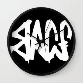Bacs Wall Clock