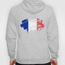 France Flag T Shirt Hoody