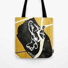 Tar Puddle Tote Bag