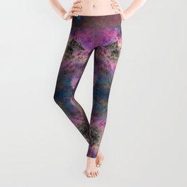 Abstract Blossom Leggings