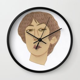 OH  Wall Clock