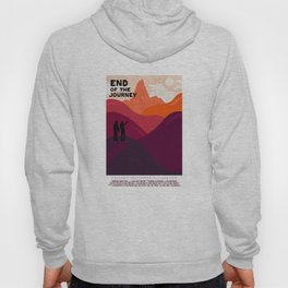 End of the journey Hoody