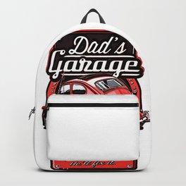 Dad's Garage Backpack