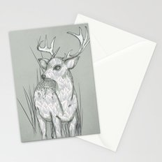 White-Tailed  Stationery Cards