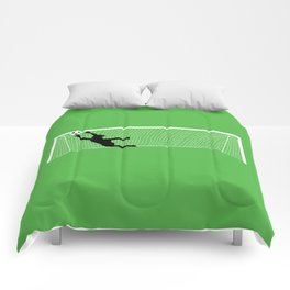 Leaping Keeper Comforters