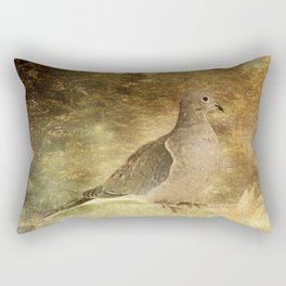Mourning Dove 2 Rectangular Pillow
