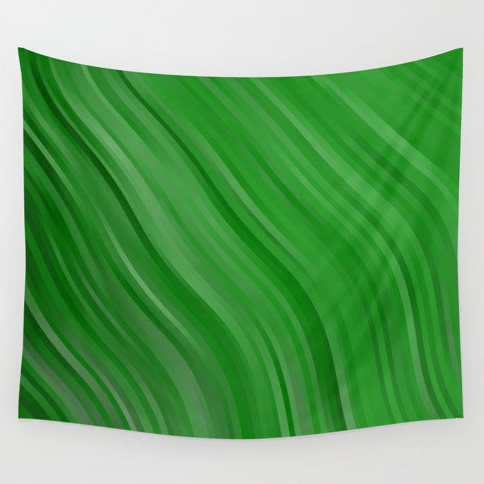 stripes wave pattern 1 depi Wall Tapestry