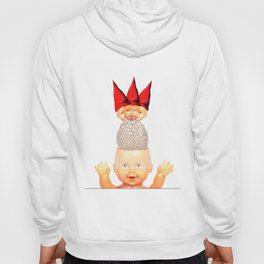 Dwarves on the Brain Hoody