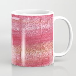 Red fractals Coffee Mug