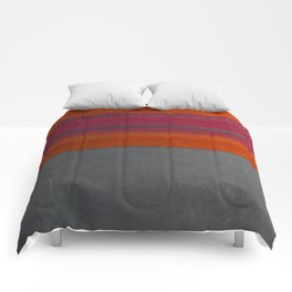 """Architecture, cement texture & colorful"" Comforters"