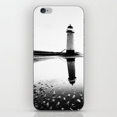 Point of Ayr Lighthouse iPhone & iPod Skin