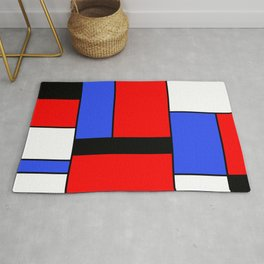Mondrian #51 Rug