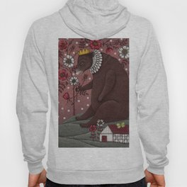 Snow-White and Rose-Red (2) Hoody