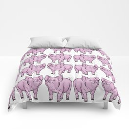 Chip O'Lata -pattern Comforters