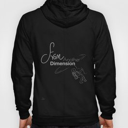 space - from another dimension Hoody