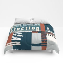 Election Day  2 Comforters