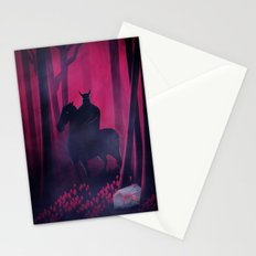 Dangerous Date Stationery Cards