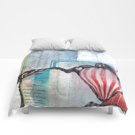 A Contrast Of Currents Comforters