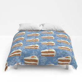 Carrot Cake Comforters