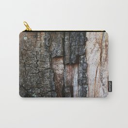 Tree Bark close up Carry-All Pouch