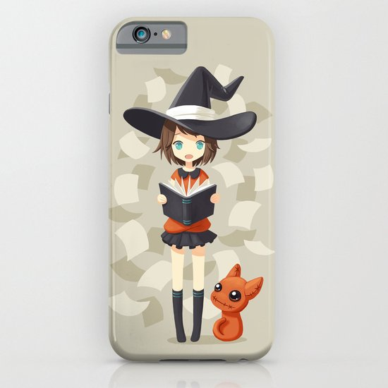 Little Witch 2 iPhone & iPod Case