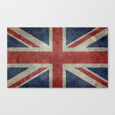 Union Jack Official 3:5 Scale Canvas Print