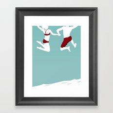 Better Together Framed Art Print