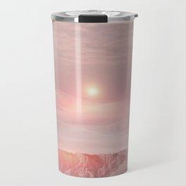 Pastel desert Travel Mug