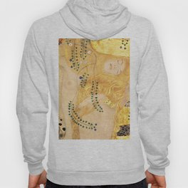 Water Serpents - Gustav Klimt Hoody
